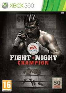Fight Night Champion (Xbox 360) - £22.98 @ Gamestation