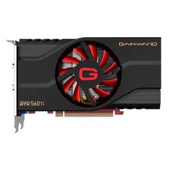 Gainward GTX 560 1GB GDDR5 Dual DVI HDMI Out PCI-E Graphics Card  - £125.84 @ Ebuyer