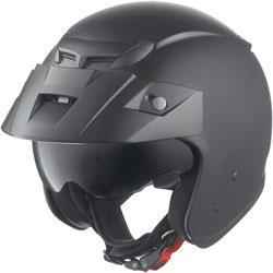 Highway 1 JX2 Jet Helmet Matt Black - £39.95 @ Get Geared
