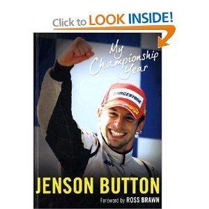 Jenson Button 'My Championship Year' & Lewis Hamilton 'My Story' (Books) - £1 @ Poundland