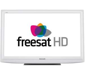 "Panasonic Viera TX-L32D28B - 32"" Full HD LED TV - 1080p Freeview HD & Freesat HD (White) or (Purple) - £379 @ Dixons"