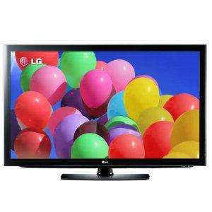 """LG 32LD450 - 32"""" Widescreen Full HD 1080p LCD TV with  Freeview - £219 @ Amazon"""