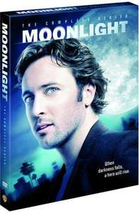 Moonlight: Season One (DVD) (4 Disc) - £4.99 Delivered @ Play