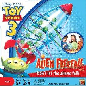 Toy Story Alien Freefall Game - was £14.97 now £3 @ Tesco (Instore)