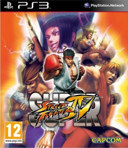 Super Street Fighter IV 4 (Xbox 360) (PS3) - £9.95 Delivered @ Zavvi