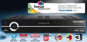 TechniSat HDFS Freesat HD Digital Box - Only £103.07 Delivered @ Microdirect