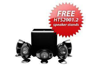 KEF KHT2005.3 Home Theatre Speaker System with Free Stands - £599.95 @ Richer Sounds