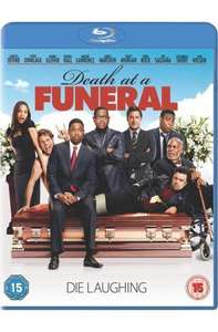 Death At A Funeral (2010) (Blu-ray) - £4.99 Delivered @ Base