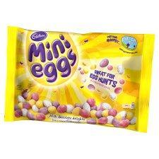 Cadbury Mini Eggs Treat Size 251G Bag 2 for £4 @ Tesco