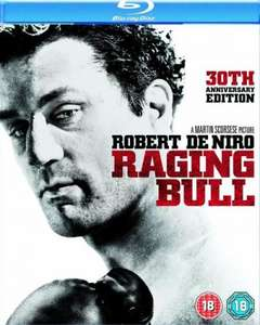 Raging Bull: 30th Anniversary Special Edition (Blu-ray) - £9.99 @ Play