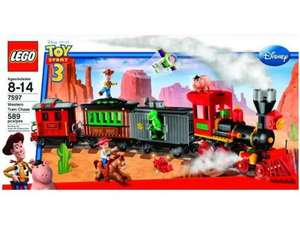 Lego Toy Story 7597 Western Train Chase - £38.57 Delivered @ Amazon