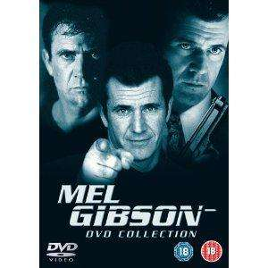 Mel Gibson Collection: Mad Max / Lethal Weapon / Tequila Sunrise / Maverick / Conspiracy Theory / Payback / Forever Young (DVD) - £5.24 @ Amazon Sold by Entertainment 2 Go