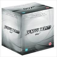 James Bond: Ultimate DVD Collector's Set (DVD) (22 Disc) - £40 @ Tesco Entertainment