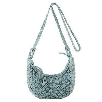 John Lewis Women Macrame Across Body Handbag - was £29 now £8.70 @ John Lewis