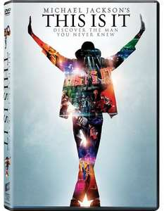 Michael Jackson's This Is It (DVD) - £1.99 @ Choices UK