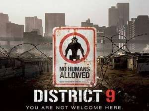 District 9 (DVD) - £2.99 Delivered @ Choices UK