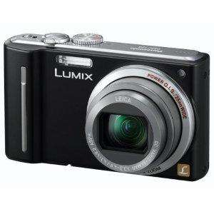 Panasonic Lumix TZ8 Digital Camera - Black (12.1MP, 12x Optical Zoom) 2.7 inch LCD - £145.94 @ Amazon