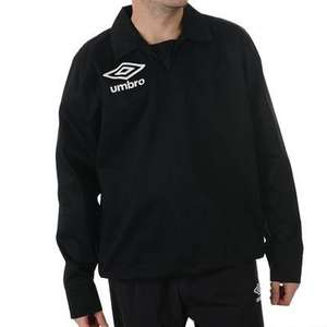 'Old School' Umbro Cotton Drill Training Tops - £7 @ Sports Direct