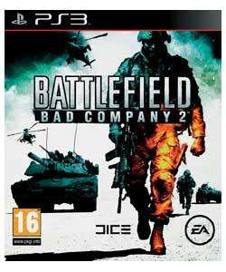 Battlefield Bad Company 2 (PS3) (Pre-owned) - £9.99 Delivered @ Argos