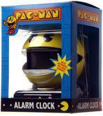 Pac-Man Alarm Clock - £7.19 @ WH Smith