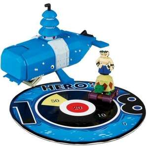 Hero 108: Sammos Splashout Playset - was £14.99 now £4.99 delivered @ Play