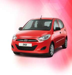 Brand New Hyundai i10 Classic 1.2 in Electric Red - Only £6,995 @ Hyundai
