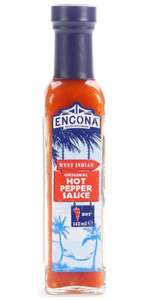 Encona Hot Pepper Sauce 142ml - only 50p @ Asda instore