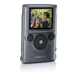 Kodak Mini Pocket Waterproof Video Camera 3X Digital.1.8 inch LCD - Grey - £29.99 Delivered @ Amazon