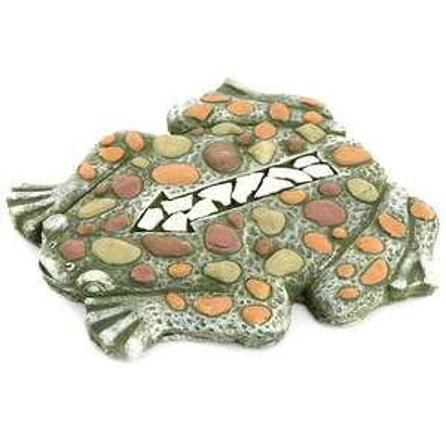 garden frog stepping stone £1 @ poundland