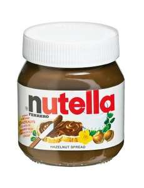 Nutella 400g £1.29 @ Lidl