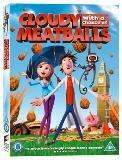 Cloudy With A Chance of Meatballs (DVD) - £2.99 @ Choices UK