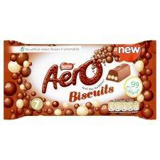 *NEW* Nestle Aero Biscuit 7 Pack £1 @ Tesco