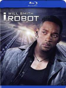 i-Robot (Blu-ray) - £7.99 (with code) @ Play