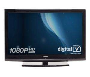 """Toshiba 37BV700 - 37"""" LCD TV 1080p HD Ready Freeview - £279.95 @ Richer Sounds"""
