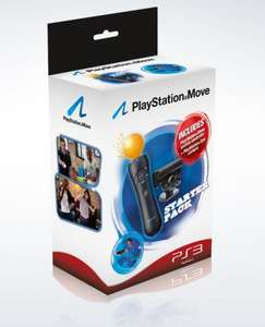 Playstation Move Starter Pack 2 - £32.86 @ Shopto