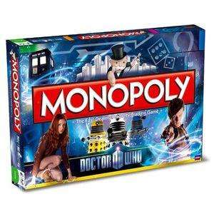 Doctor Who Monopoly Limited Edition - £26.99 @ Forbidden Planet