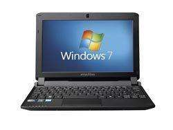 REFURB eMachines EM350 netbook Windows XP Home 160GB hd 1gb ram 4hr battery 10.1inch screen £116.28 @ currys/ebay