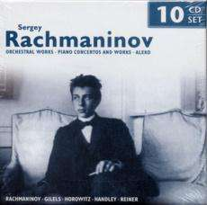 Rachmaniov Orchestral Works (10 CD) - £11.99 @ Selections