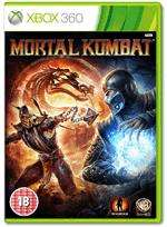 Play Mortal Kombat on Xbox 360 + PS3 For Free @ Game