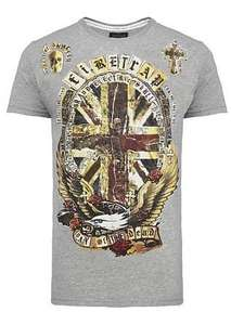 Free Delivery This Weekend + Free T (worth £25) for first 200 customers spending £75 or more @ Firetrap
