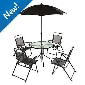 Patio 6 Piece Set - £55 @ Asda (Instore & Online)