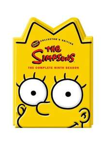 The Simpsons: Seasons 8, 9, 10 (Limited Edition 'Head' Boxes) (DVD) - From £5.71 Delivered @ Amazon Sold by The Game Collection