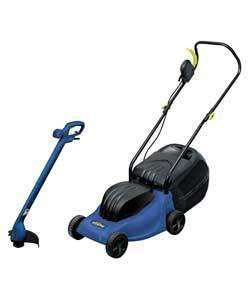 Challenge xtreme rotary mower and strimmer £37.98 delivered @ Argos outlet Ebay