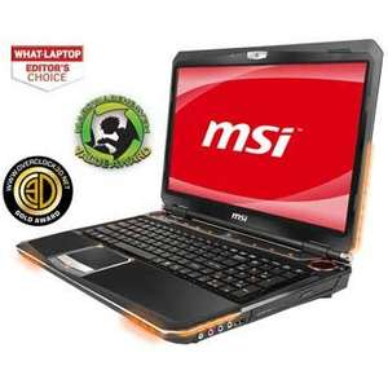 MSI Gaming Laptop, full HD and HD5870 - £887.59 @ Scan