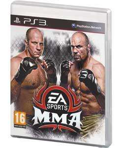 Pre-owned: EA Sports MMA (PS3) £4.99 Delivered @ Argos