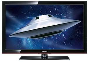 """Samsung PS50C450 - 50"""" Widescreen HD Ready 600Hz Plasma TV with Freeview - £450 @ Amazon"""