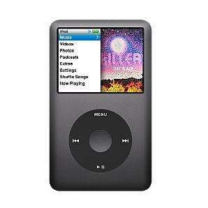 Apple iPod Classic 160GB Black - £177 @ Asda Direct