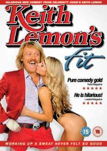 Keith Lemons: Fit (DVD) - £13.85 Delivered @ InterSport