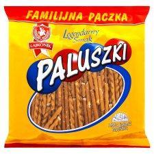 Lajkonik Paluszki Crisps 300G Half Price (instore & online) 46p @ Tesco