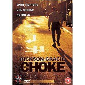 Choke (Rickson Gracie) (DVD) - £2.99 @ Amazon